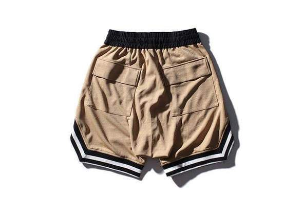 Khaki Signature Shorts