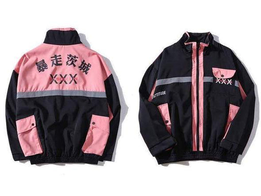 M3 Reflective Windbreaker