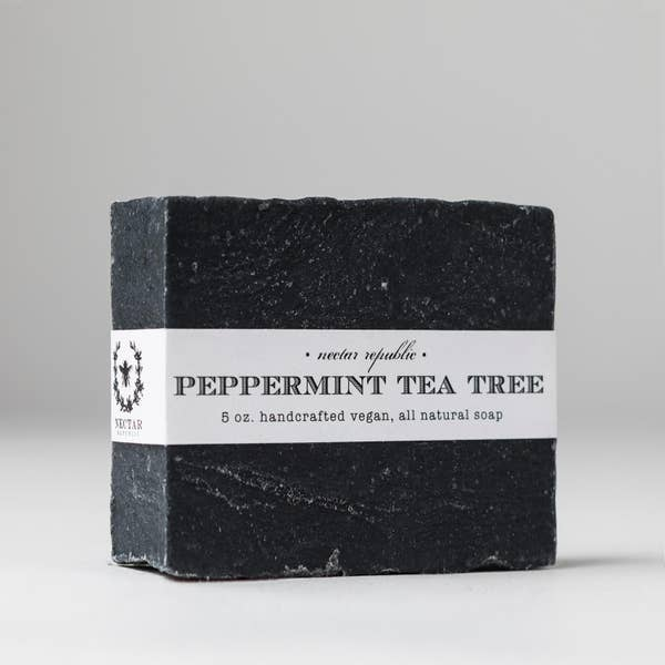 Peppermint Tea Bar Soap