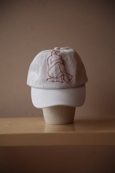 EMBROIDERED CAP BY IT'S NOT COOL IT'S WEIRD