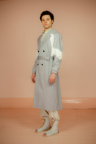 HYBRID TRENCH GREY ANDREW COIMBRA