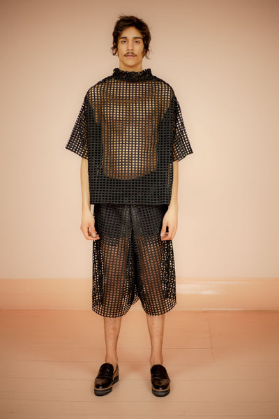 GRID SHORTS BY PEDRAM KARIMI