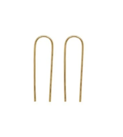 THERESA GOLD EARRINGS
