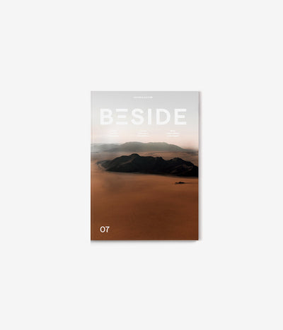 BESIDE MAGAZINE 07