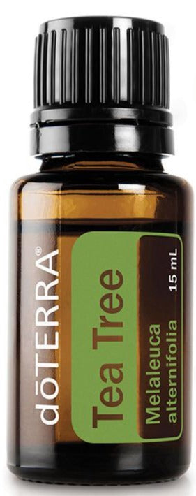 doTERRA Tea Tree Melaleuca Pure Therapeutic Grade Essential Oil 15ml - Anahata Green