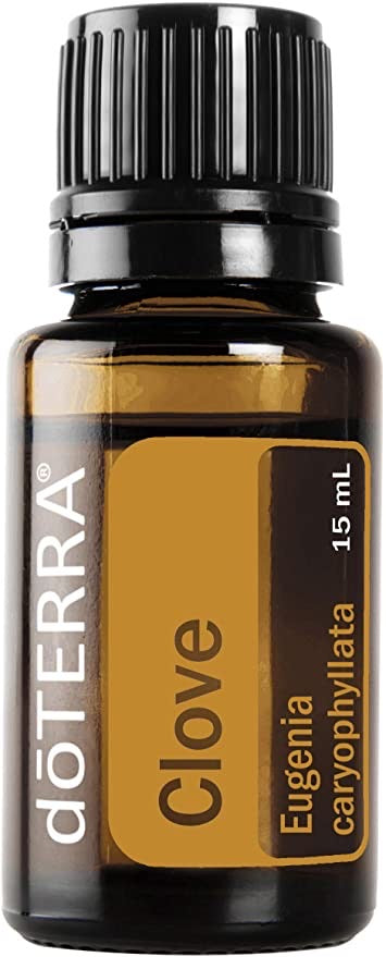 doTERRA Clove Pure Therapeutic Grade  Essential Oil 15ml - Anahata Green