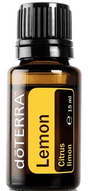 doTERRA Lemon Pure Therapeutic Grade Essential Oil 15ml - Anahata Green LTD.