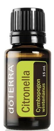 doTERRA Citronella Pure Therapeutic Grade Essential Oil 15ml - Anahata Green LTD.