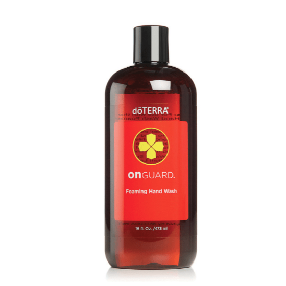 dōTERRA On Guard® Foaming Hand Wash - Anahata Green