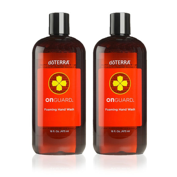 dōTERRA On Guard® Foaming Hand Washes 2 pack - Anahata Green LTD.