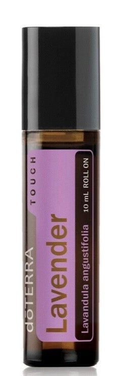 doTERRA Lavender Touch Pure Therapeutic Grade Essential Oil 10ml Roll On - Anahata Green LTD.