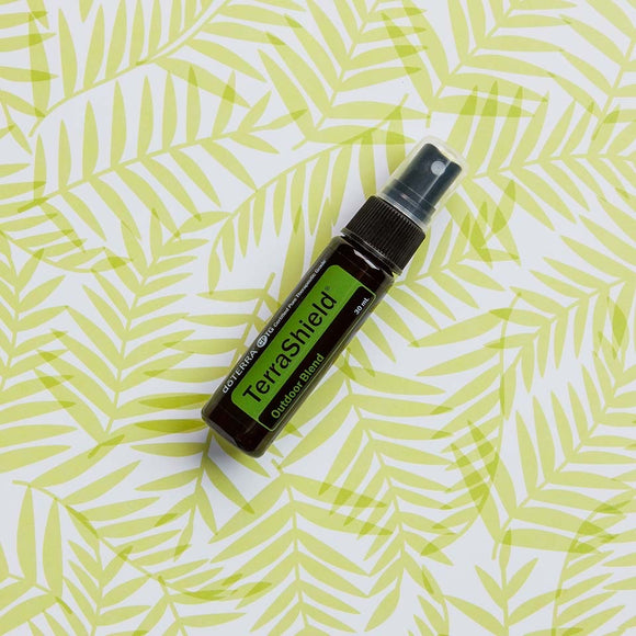 doTERRA TerraShield Anti-Insect Spray Outdoor Blend 30ml - Anahata Green
