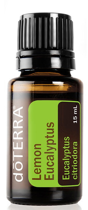 doTERRA Lemon Eucalyptus Pure Therapeutic Grade Essential Oil 15ml - Anahata Green LTD.