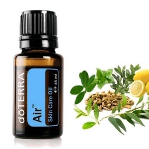 doTERRA Air Respiratory Essential Oil Blend 15 ml - Anahata Green