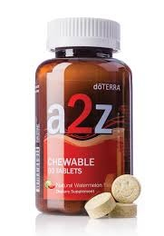 doTERRA a2z Chewables (60 tablets) - 100% Authentic - Anahata Green