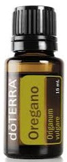 doTERRA Oregano Pure Therapeutic Grade Essential Oil 15ml - Anahata Green
