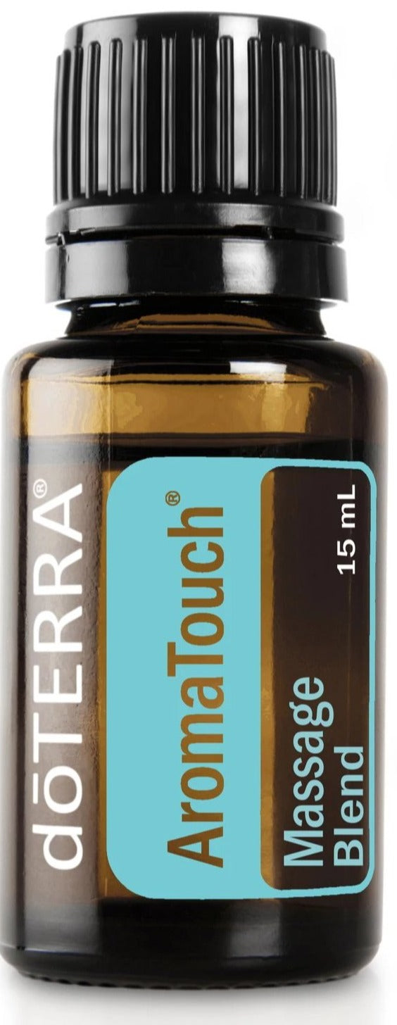 doTERRA AromaTouch Pure Essential Oil Blend 15ml - Anahata Green
