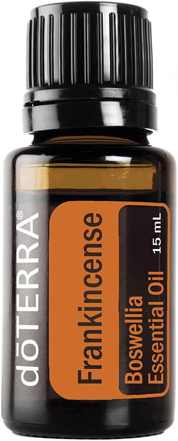 doTERRA Frankincense Pure Therapeutic Grade Essential Oil 15ml - Anahata Green
