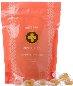 doTERRA On Guard Protecting Throat Drops - Anahata Green