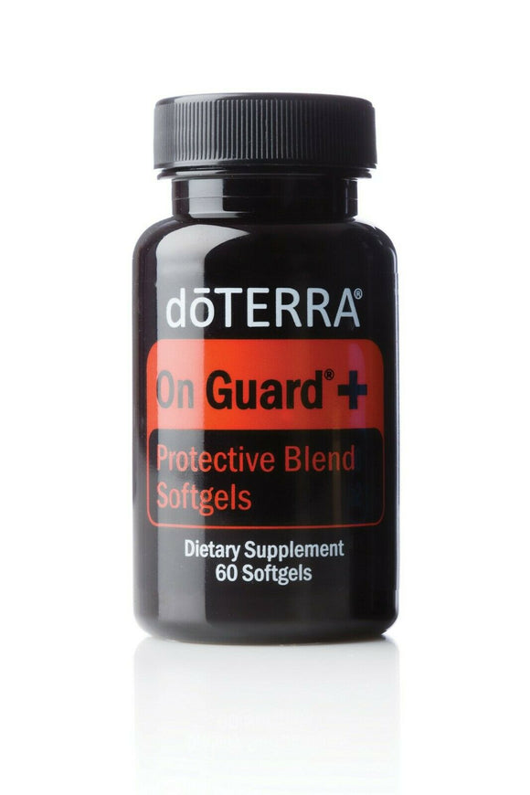 doTERRA On Guard + Protective Blend Dietary Supplement 60 Softgels - Anahata Green