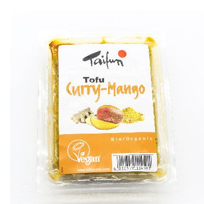 Tofu Curry Mangue 200G Taifun