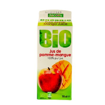 Jus Pomme Mangue 750ml Jacoby