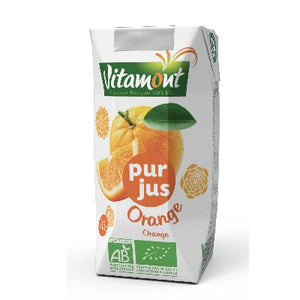Jus Orange 20cl Vitamont