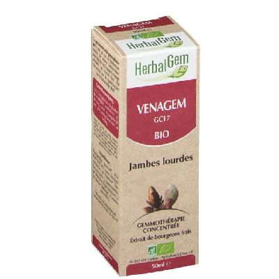 Venagem Confort 50 Ml Herbalgem