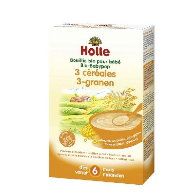 Bouillie Cereales Completes 250g Holle