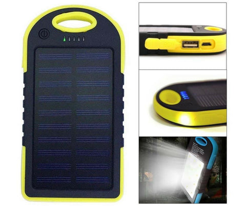POWER BANK SOLARE TORCIA