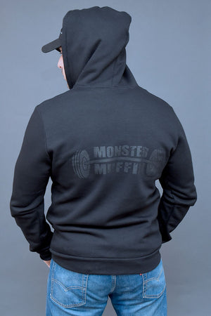 MM Barbell Hooded Sweater