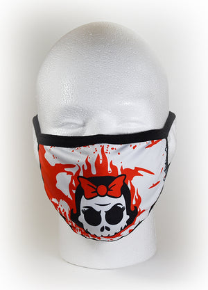Death Track Dolls Mask