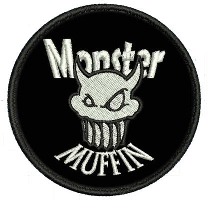 Monster Muffin Patch