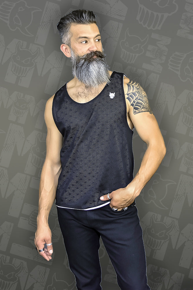 Masculine Fit Reversible Scrimmage Jersey