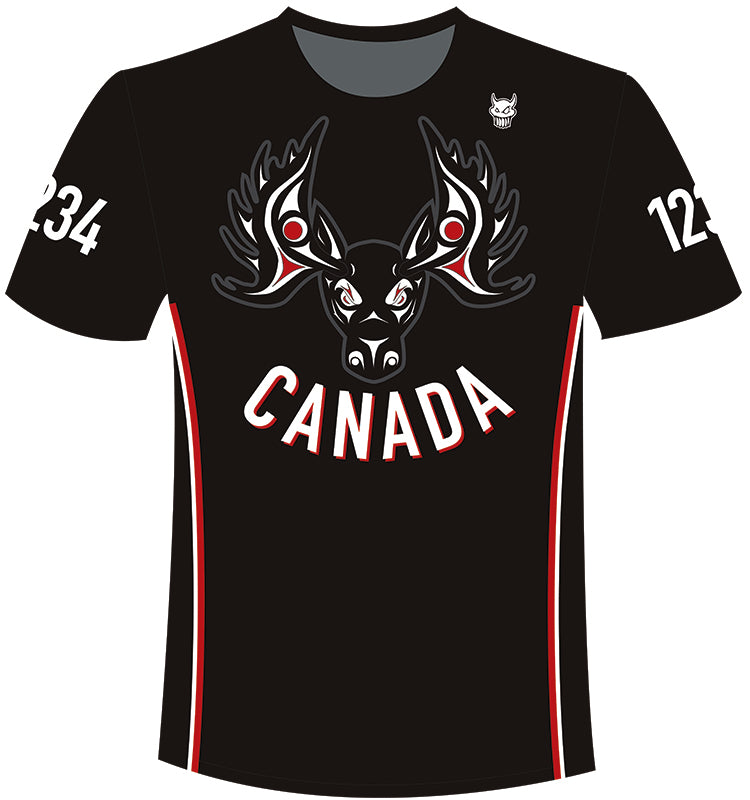 TCMRD Sleeved Black Jersey 2020