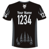 TCMRD Sleeved Black Jersey 2018
