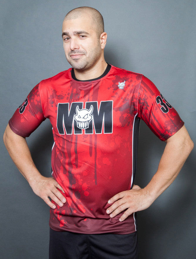 Men's Blood Jersey
