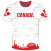 Official Team Canada Men's White Jersey