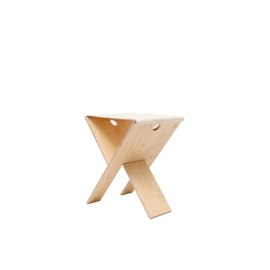 Baltic Birch Folding Stool