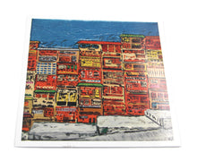 "Load image into Gallery viewer, Greetings Cards ""Hong Kong Street art Graham street"""