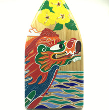 Load image into Gallery viewer, Decorative Paddle - Dragon Boat (1)