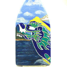 Load image into Gallery viewer, Decorative Paddle - Dragon Boat (2)