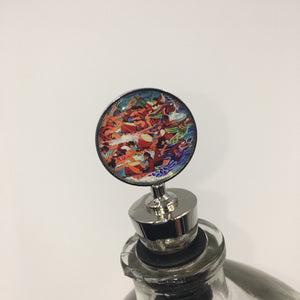 Bottle stopper Dragon boat