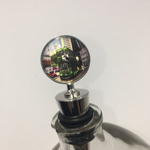 Bottle stopper HK Tram