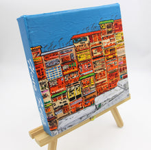 "Load image into Gallery viewer, Acrylic Painting ""Yau Ma Tei graffiti"""