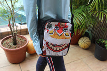 Load image into Gallery viewer, Mini Hand Bag - Lion Dance