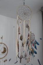 Load image into Gallery viewer, Wooden Dreamcatcher