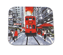 Load image into Gallery viewer, Hong Kong Fridge Magnet Stickers printed