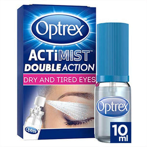 Optrex activist 2in1 tired eye spray