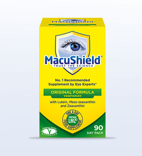 Macushield vegetarian 90 pack
